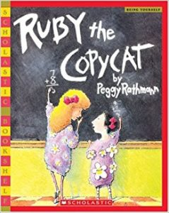 Image result for ruby the copycat